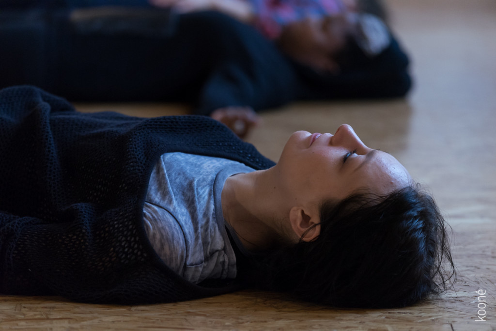 Guided Healing at Dancing The Moment Workshop